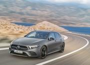 New Mercedes A-Class Hatchback Not Coming to the U.S.; You can Buy it in Canada though - image 764970