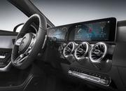 The C-Class Won't Get Mercedes' New MBUX Infotainment System from the A-Class Until the Next-Gen Model is Born - image 764997