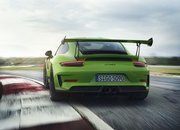 Wallpaper of the Day: 2018 Porsche 911 GT3 RS - image 769894