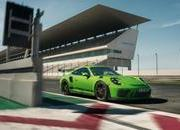 Porsche Looks to Save Naturally Aspirated Engines With Electric Motors - image 769915