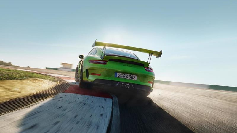 The 992-Gen 2021 Porsche 911 GT3 RS Will Remain Fully Aspirated and Feature a Surprise Upgrade