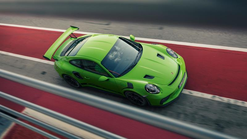 Porsche Looks to Save Naturally Aspirated Engines With Electric Motors