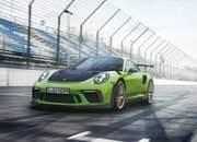 Wallpaper of the Day: 2018 Porsche 911 GT3 RS - image 770113