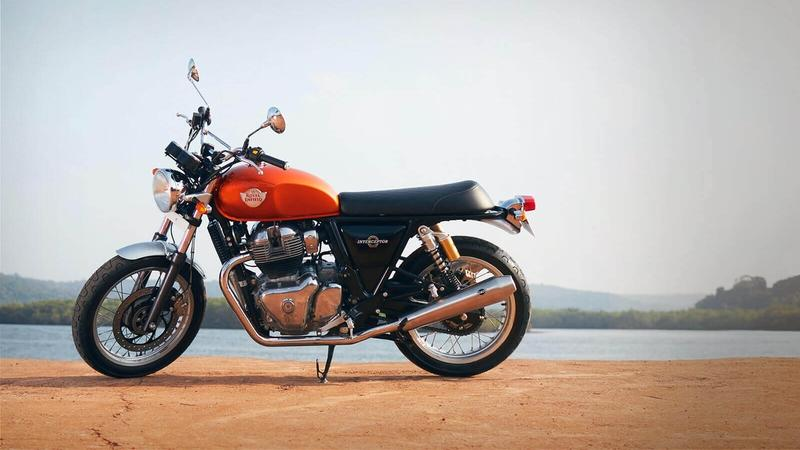 2018 Royal Enfield Interceptor 650 - image 765141