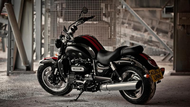 2015 - 2019 Triumph Rocket III Roadster