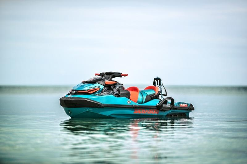 2018 Sea-Doo Wake Pro 230 Exterior High Resolution Wallpaper quality - image 769170