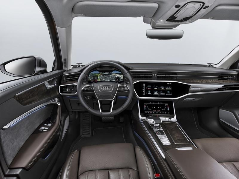 By The Numbers 2018 Audi A6 Vs 2019 Audi A6 Top Speed