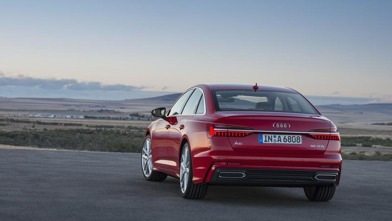 2019 Audi A6 Top Speed