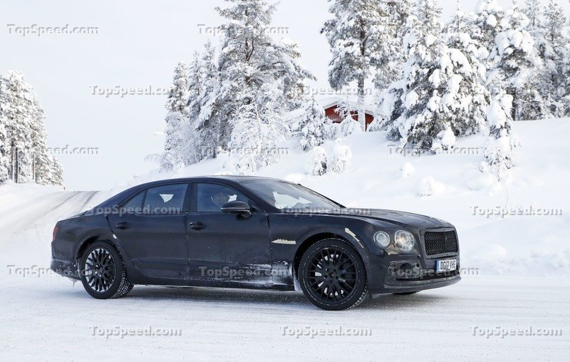 2019 Bentley Flying Spur