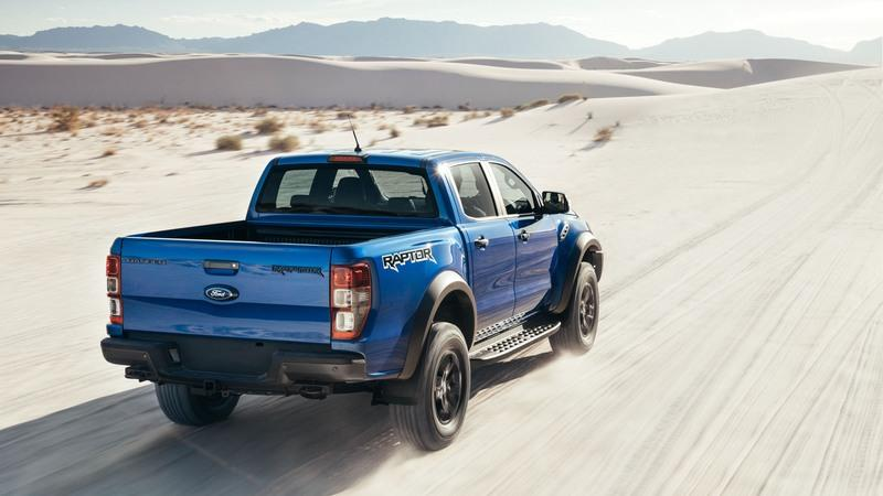 Ford Ranger Raptor Could be US-Bound but Will Drop the Diesel Drivetrain Exterior - image 765838