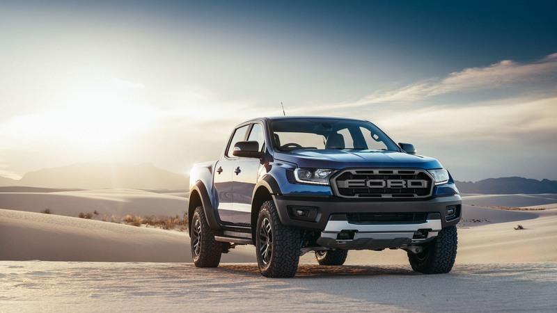 Ford Ranger Raptor Could be US-Bound but Will Drop the Diesel Drivetrain Exterior - image 765836