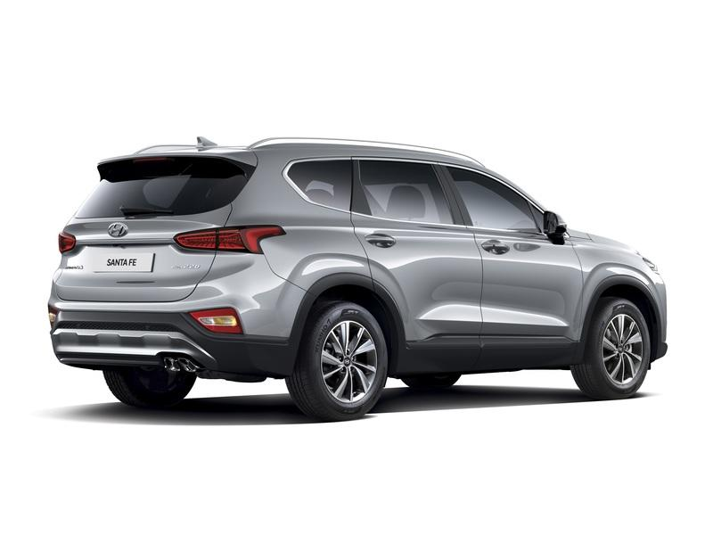 Hyundai Santa Fe U.S. vs China Comparison: Which Taillights Look Better?