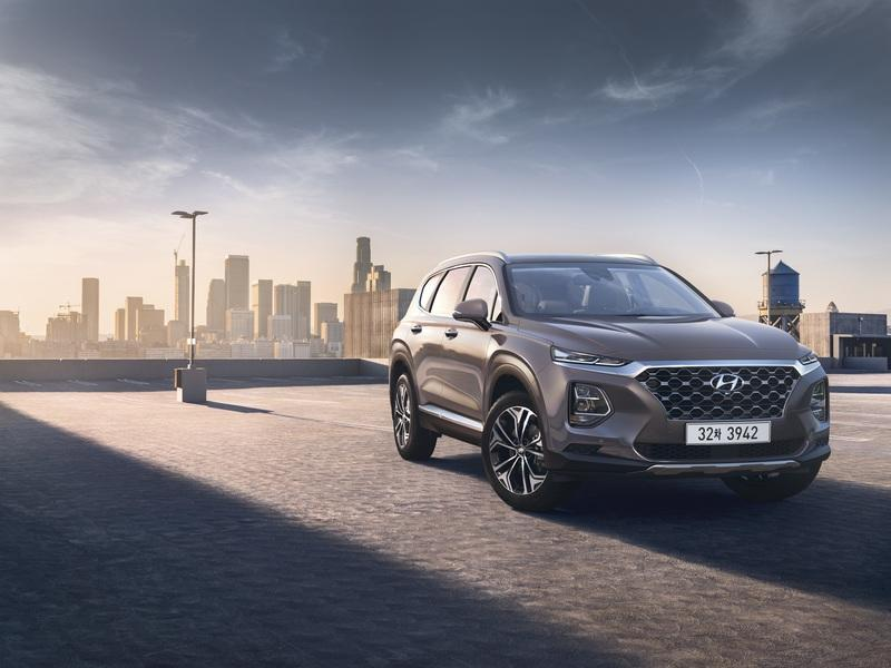 Wallpaper of the Day: 2019 Hyundai Santa Fe - image 770611