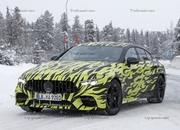 Leaked! Mercedes-AMG GT4 Revealed Ahead Of Geneva Debut - image 769726