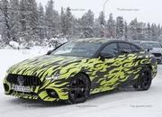 Leaked! Mercedes-AMG GT4 Revealed Ahead Of Geneva Debut - image 769727