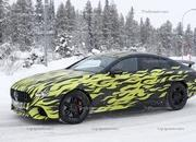 Leaked! Mercedes-AMG GT4 Revealed Ahead Of Geneva Debut - image 769730
