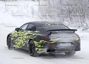 Leaked! Mercedes-AMG GT4 Revealed Ahead Of Geneva Debut - image 769711