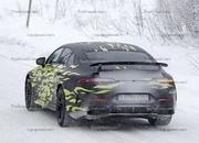 Leaked! Mercedes-AMG GT4 Revealed Ahead Of Geneva Debut - image 769712