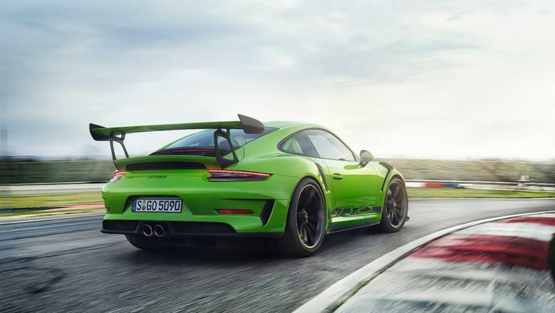 2019 Porsche 911 GT3 RS Unveiled