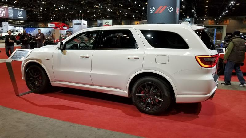 4 Things to Know About Mopar's Improvements to the 2018 Dodge Durango