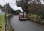 A 50-Year-Old Coal-Powered Steam Land Rover? Yup, There's One Out There - image 764448