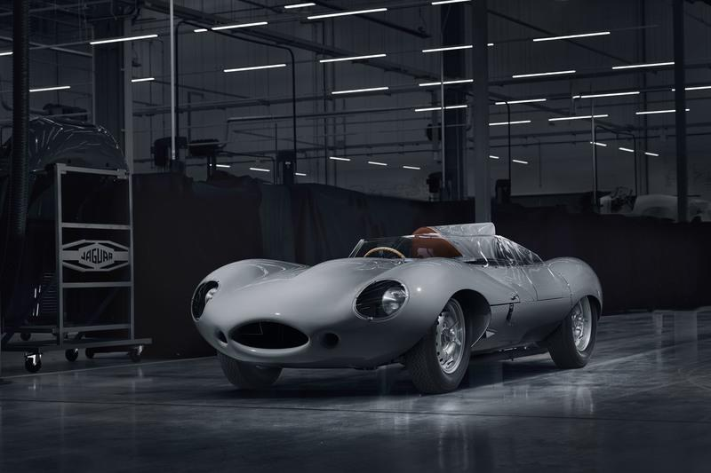A Classic Jaguar is Being Brought Back To Life