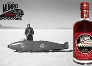 A Whiskey to honour the 50th anniversary of Burt Munro's land-speed record on an Indian - image 767158