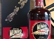 A Whiskey to honour the 50th anniversary of Burt Munro's land-speed record on an Indian - image 767159
