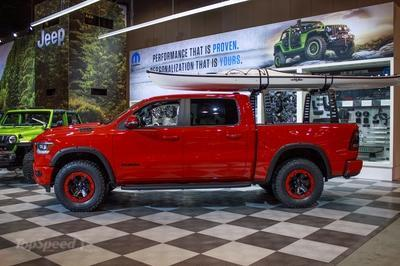 All-New Ram 1500 Gets the Full Mopar Treatment - image 766759