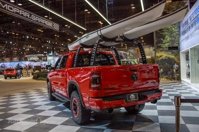 All-New Ram 1500 Gets the Full Mopar Treatment - image 766762