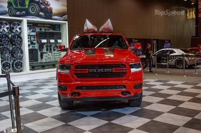 All-New Ram 1500 Gets the Full Mopar Treatment - image 766754