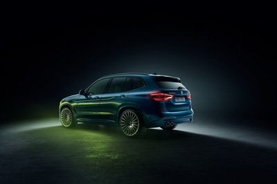 Alpina Works Over the BMW X3 In All the Right Ways! - image 770513