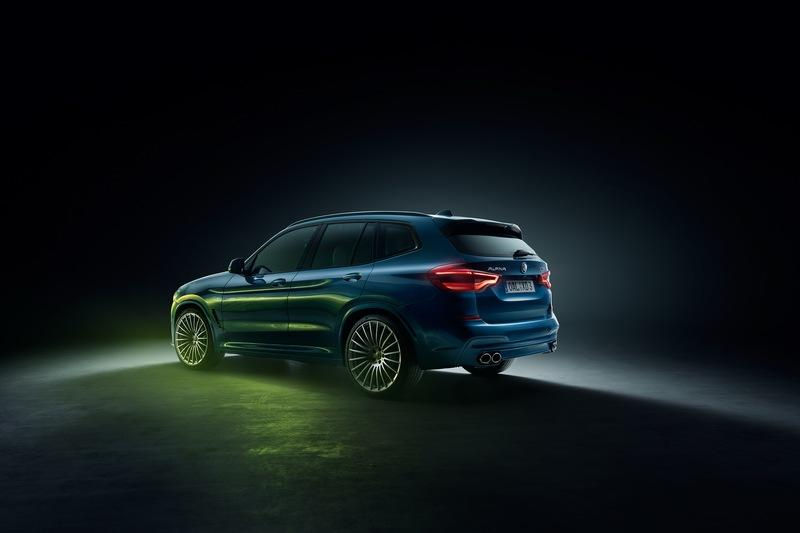 Alpina Works Over the BMW X3 In All the Right Ways! Exterior - image 770513