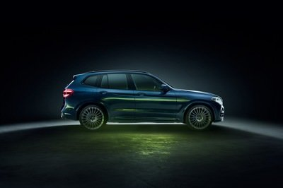 Alpina Works Over the BMW X3 In All the Right Ways! - image 770514