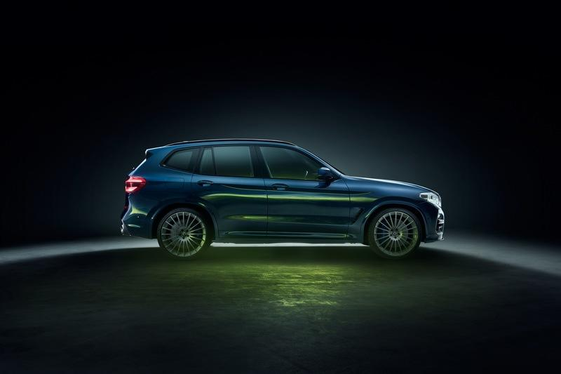 Alpina Works Over the BMW X3 In All the Right Ways! Exterior - image 770514