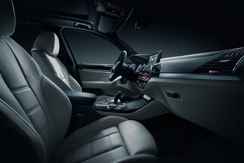 Alpina Works Over the BMW X3 In All the Right Ways! Interior - image 770515