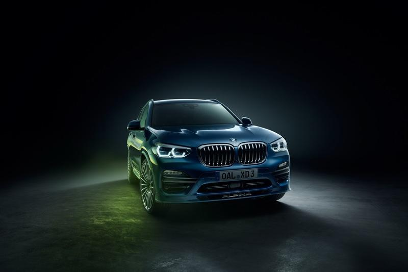 Alpina Works Over the BMW X3 In All the Right Ways!