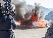 Alpine A110 Catches Fire During Top Gear Presentation - image 765366