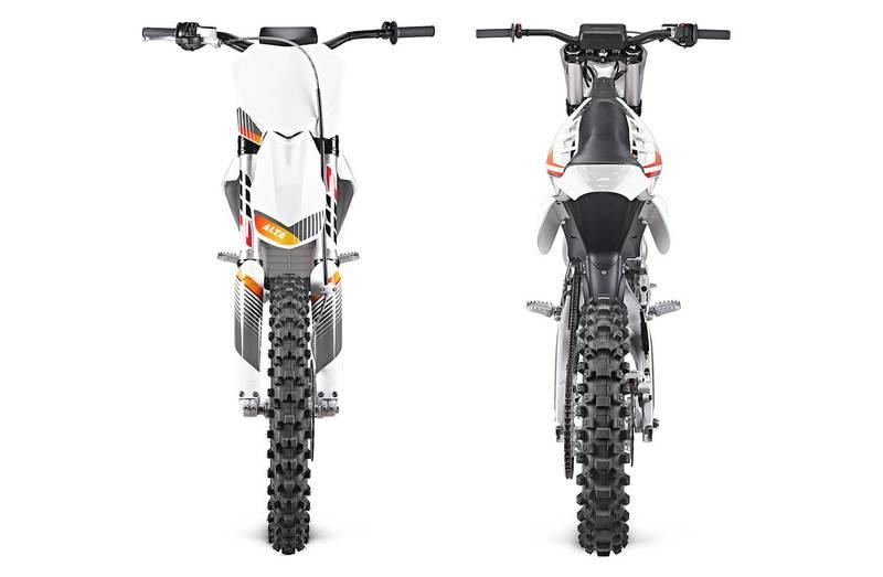 Alta Motors dropped a powerful new Redshift MXR Exterior - image 764241