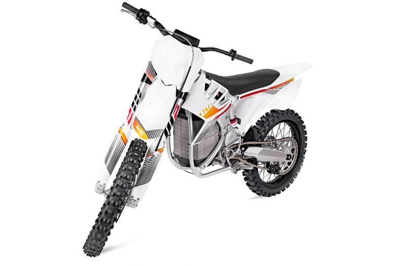 Alta Motors dropped a powerful new Redshift MXR Exterior - image 764242