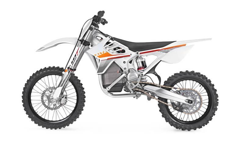 Alta Motors dropped a powerful new Redshift MXR