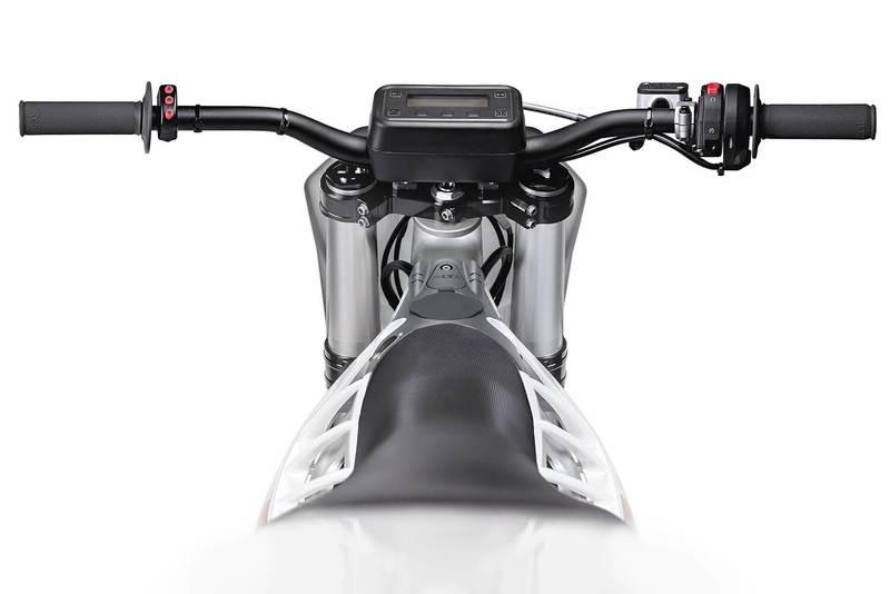 Alta Motors dropped a powerful new Redshift MXR Exterior - image 764239