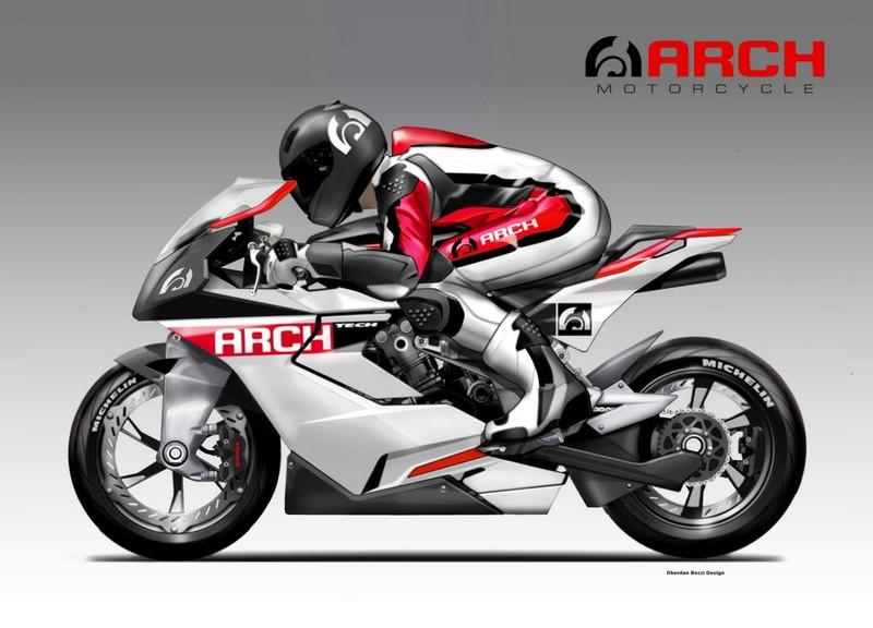 Arch Motorcycle's future gets rendered by OBIBOI