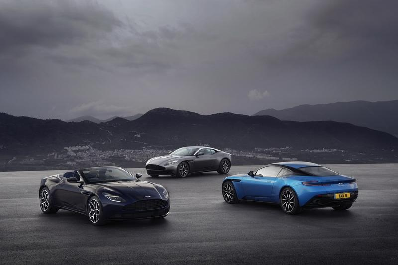 Aston Martin CEO Hints at a Special Surprise for the Geneva Motor Show