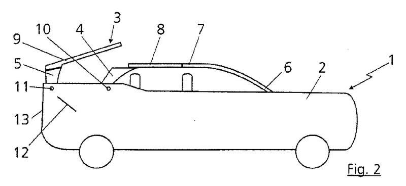 Audi's Convertible SUV Patent Shows The Extent of How Far Automakers are Willing to Go to Exploit the SUV Craze