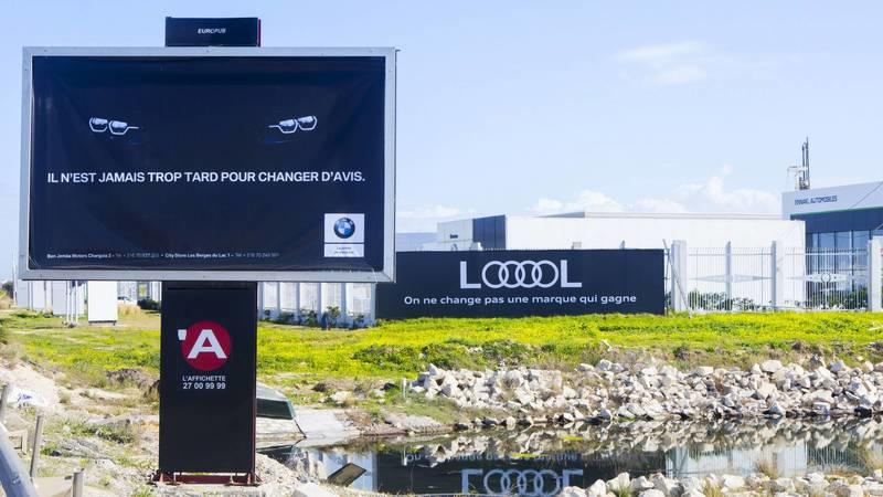 BMW and Audi are Once Again Trolling Each Other
