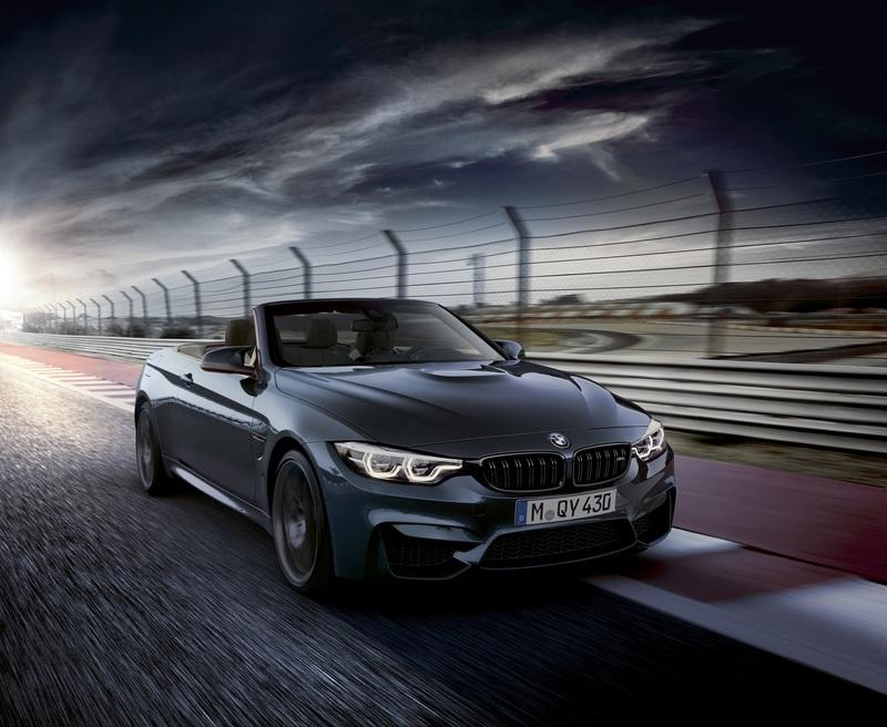 2018 BMW M4 Convertible Edition 30 Jahre Exterior Wallpaper quality - image 769660