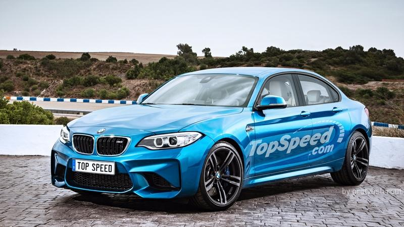 BMW to Launch an M2 Gran Coupe in 2019