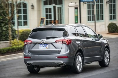 2019 Buick Envision - image 770697