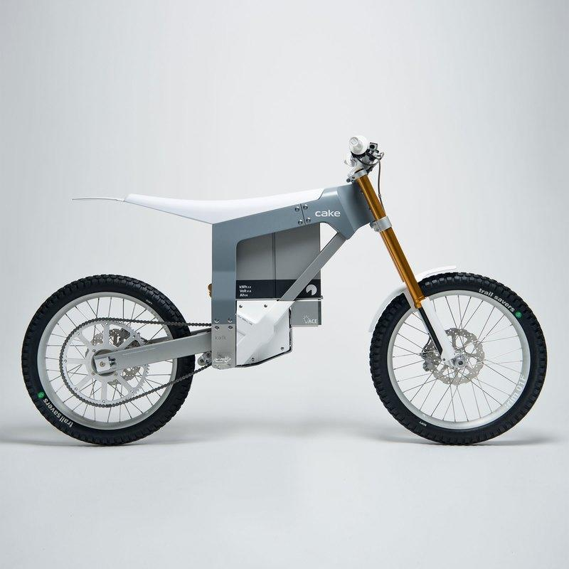 CAKE is giving us the KALK. An electric dirt bike